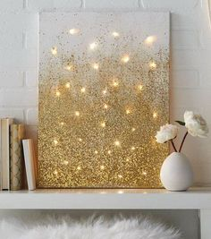 11 Ways to Love String Lights All Year