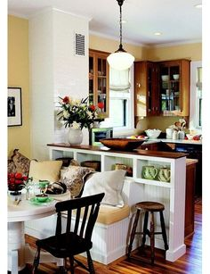Designing a kitchen nook #HomeOwnerBuff