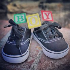 Baby boy gender reveal