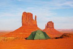 Camping In The Desert Tips