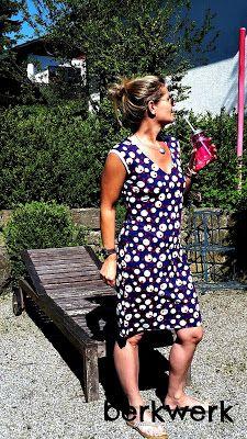 berkwerk: Basic Strand Kleid