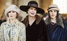 When Downton Abbey returns later this month, the Queen will be glued to the   screen and watching out for gaffes
