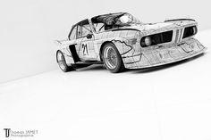 3.0 CSL Art Car