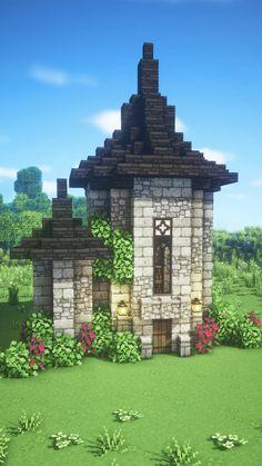 Minecraft Market, Minecraft Farm, Minecraft Cottage, Minecraft Castle, Minecraft Medieval, Cute Minecraft Houses, Minecraft Plans, Minecraft Construction, Amazing Minecraft