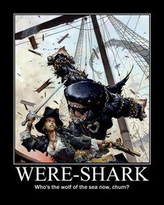 Were-Shark