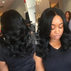 @timelessbeautyhair ・・・ Push through hunny! Slay! 2 1/2 bundles of Cambodian @dhairboutique ..with lace closure!! This beauty drove from Houston to see me! #dallashair #dallasstylist #weaves #extensions  #dallas #hair #texashair #blackhair #dfwhairstylist #dhairboutique