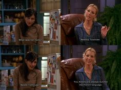 the one with phoebe's cookies; I think I remember this episode more than any other lol
