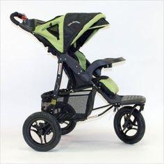 Go-Go Babyz Urban Advantage Stroller, Leaf Green (Discontinued by Manufacturer)