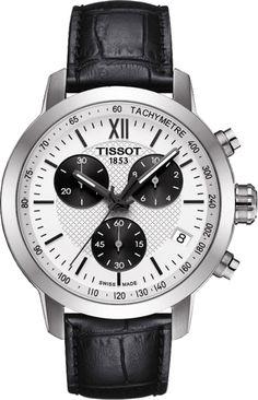 T055.417.16.038.00, T0554171603800, Tissot prc 200 quartz chrono watch, mens