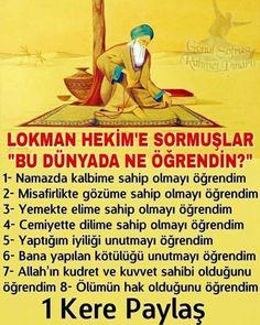 """Cübbeli Ahmet Hoca (NAÇ) on Instagram: """"📌📌📌 Kapanma ihtimaline karşı yeni açtığımız yedek instagram hesabımıza hepinizi bekliyoruz inşaAllah lütfen takip edelim👇…"""" Islam Muslim, Good Deeds, Karma, Allah, Pray, Life Quotes, Wisdom, Learning, Words"""
