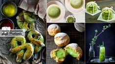 22 Matcha Green Tea Recipes! Check out my Matcha Green Tea Fudge Protein Bars on the list  :)