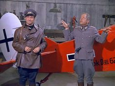 Get Smart: Season 4, Episode 2 Snoopy Smart vs. the Red Baron (28 Sep. 1968) King Moody , Starker ,Bernie Kopell , Siegfried , Mel Brooks, Buck Henry