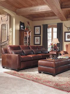 Shop for Stickley Furniture Monterey Sofa, and other Living Room Sofas at INTERIORS HOME in Lancaster, Camp Hill & get complimentary interior design services! Furniture, Living Room Furniture, Home, Youth Furniture, Interior Furniture, Furniture Upholstery, Stickley Furniture Living Rooms, Furniture Design, Stickley Furniture