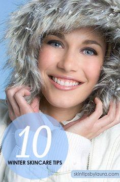 10 Winter #Skincare Tips for Women: http://skintipsbylaura.com/10-winter-skincare-tips-women/
