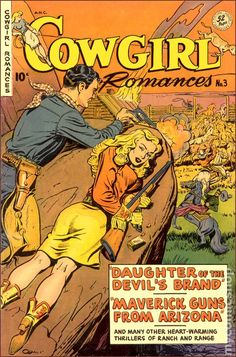 Cowgirl Romances #3