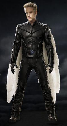 Ben Foster interpreta Warren Worthington III, Angel em X-Men 3. Dentre os personagens do filme, Ben Foster interpreta o que mais gosto.