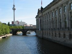 Museum Island (German: Museumsinsel) is the name of the northern half of an island in the Spree river in the central Mitte district of Berlin, Germany, the site of the old city of Cölln. It is so called for the complex of five internationally significant museums - Altes Museum, Neues Museum, Alte Nationalgalerie, Bode Museum and Pergamon Museum