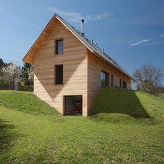 Family house in Český ráj (in the Czech Republic) by Stempel & Tesar