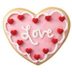 Sophisticated Love Rule Cookie Dough: In the end, there are times when people, situations, and relationships need time to go back into the oven to bake before they are ready to be enjoyed. Wilton Cake Decorating, Cake Decorating Tools, Cookie Decorating, Valentine Cookies, Valentines, Valentine Hearts, Love Rules, Wilton Cakes, Heart Cookies