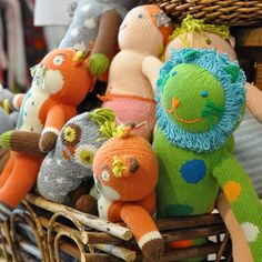 Bring home a blabla! We love our huggable friends including Sox the fox, Suzette the baker and Melody the mermaid. Handcrafted by Peruvian knitters. Sold at The Children's Hour in Salt Lake City.  898 South 900 East.  801.359.4150.  #thechildrenshour