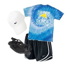 """""""Lake Day"""" by morgan-deanna on Polyvore featuring NIKE and Chaco"""