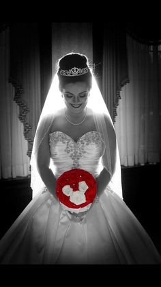Hey, I found this really awesome Etsy listing at https://www.etsy.com/listing/225364956/hidden-mickey-bouquet-disney-theme