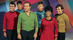 New STAR TREK Series to Boldly Air in 2017