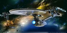 Enterprise NCC 1701A