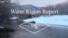 Montana Water Rights Basics
