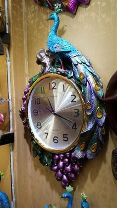 wall clock with great looks - for home decor