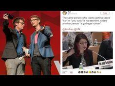 Anita Sarkeesian's #VidConUS Abuse: To Hank and John Green