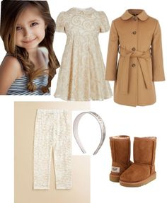 """""""toddler outfit"""" by gladramirez ❤ liked on Polyvore"""