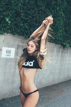 Carmella Rose for GQ and Nextdoormodel - Outtakes