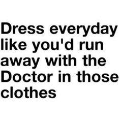 Viste cada día ....Dr. Who