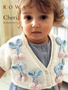 Cheri Pattern | Knit Rowan