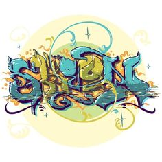 #illustration #graffiti