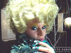 Check Out Effie Trinket's Amazing Nail Art, Plus the Best Hunger Games Nail Art Out There