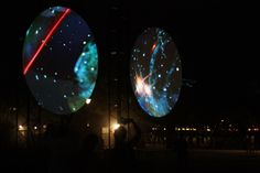 image Claire, Fair Grounds, Celestial, Night, Artist, Painting, Outdoor, Image, Design