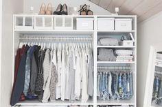 Tips voor het opruimen van je kledingkast   Shopperella