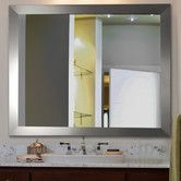 Found it at Wayfair - Ava Modern Wall Mirror