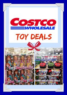 Check out the highlights of the toys featured at Costco this Christmas season. Compare prices to find out if Costco has the best deal compared to online prices.