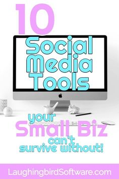 Top 10 Best Social Media Tools for Small Business. Get help with marketing and content management by choosing from this list of apps and software. Social Media Apps, Social Media Design, Social Media Graphics, Social Media Marketing, Digital Marketing, Affiliate Marketing, Content Marketing, Marketing Ideas, Marketing Strategies