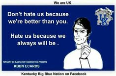 Kentucky Wildcats.