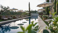 Hotel de luxe 5 étoiles et Palace avec Extérieur piscine