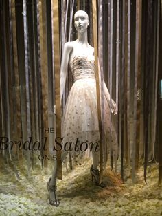 "Saks Fifth Avenue, NY, presents: ""The Bridal Salon on 5"", pinned by Ton van der Veer"
