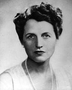 Rose Fitzgerald Kennedy, London, circa 1939. - John F. Kennedy Presidential Library & Museum