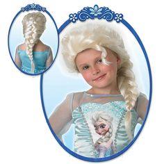 Frozen Elsa Pruik Kind