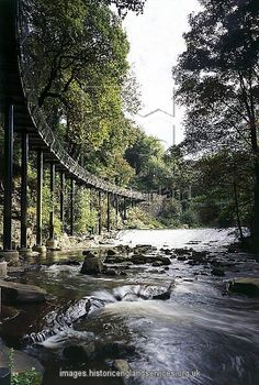 millennium walkway, new mills, Peak District,derbyshire
