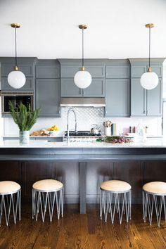 Kitchen Decor: Ideas and Inspiration | Domino