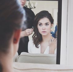 MAIA MITCHELL IS GORGEOUS; I SERIOUSLY CANNOT.